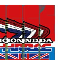 Honda HRC Radiator Fin Graphics