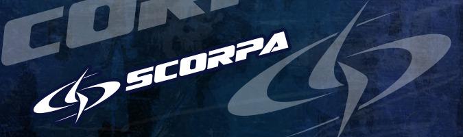 Scorpa Trial Bike Graphics